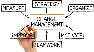 organizational change management case studies
